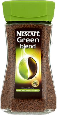 Nescafe Zöld Kávé - Ételek
